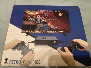 Pandora Arcade Console - 3160 games - 2 wireless controls for Sale in Coral Springs, FL