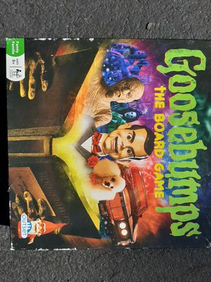 Goosebumps the board game for Sale in New York, NY