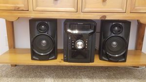 SHARP 5 DISC CD PLAYER AND RADIO for Sale in Port St. Lucie, FL