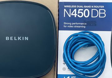 Belkin, Wireless Dual-Band N Router for Sale in Clifton,  NJ