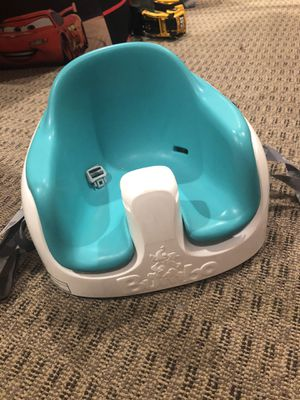 Bumbo booster seat for Sale in West Sayville, NY