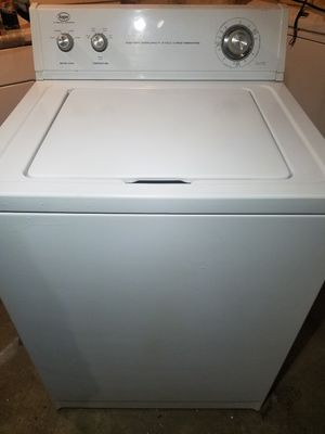 ROPER SUPER CAPACITY WASHER for Sale in Waterbury, CT