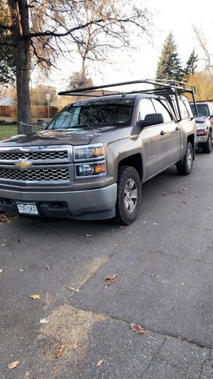 Camper and Overhead truck rack for Sale in Denver, CO
