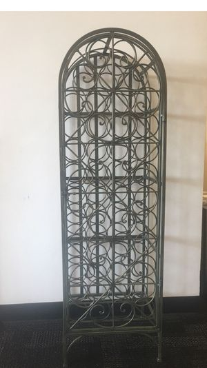 Wines rack for 45 bottles 52 inches high for Sale in Miami, FL