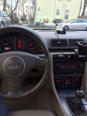 Audi A4 Quattro wagon 5speed turbo for Sale in Brockton, MA
