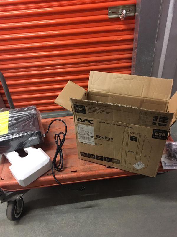 Back-UPS Pro 1500VA Battery Back-Up System