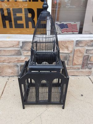 Birdcage or Stand for Sale in Niles, IL