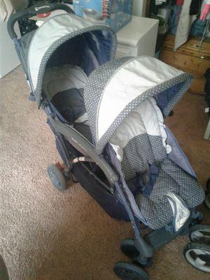 Double stroller for Sale in Romulus, MI
