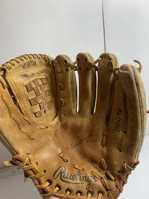"Rawlings RBG70 11.5"" RHT Leather Baseball Glove Derek Jeter Signature Model for Sale in Dallas, TX"