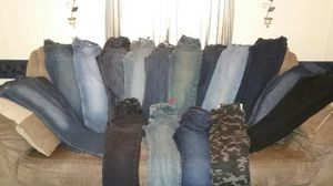 Boys jeans size 16 for Sale in Lynchburg, VA