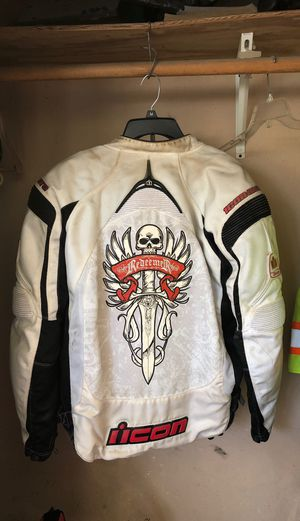 Ricon motorcycle jacket for Sale in Santa Maria, CA