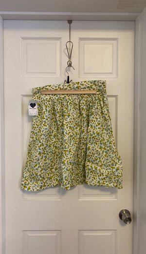 Heart of Haute XL green leaf skirt for Sale in Boston, MA