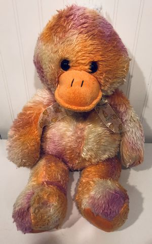 "20"" plush homerbest brand duck stuffed animal for Sale in Gahanna, OH"