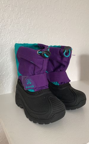 Snowboot waterproof for Sale in Miramar, FL