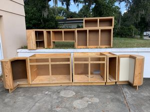 Used kitchen cabinets for Sale in Tampa, FL