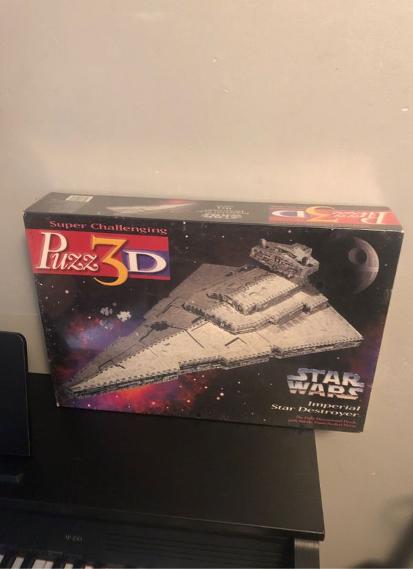 Star Wars Imperial 3d Puzzle