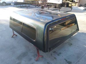 A2-002 Used Fast Top camper shell for Ford for Sale in El Monte, CA