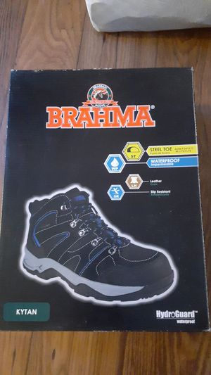 Steel toe boots Size 11 for Sale in San Diego, CA