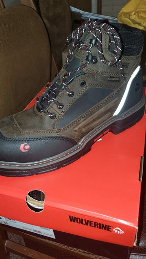 Wolverine boots size 10.5 for Sale in Vacaville, CA
