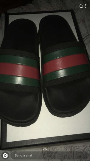 Gucci Slides for Sale in Bloomingdale, IL