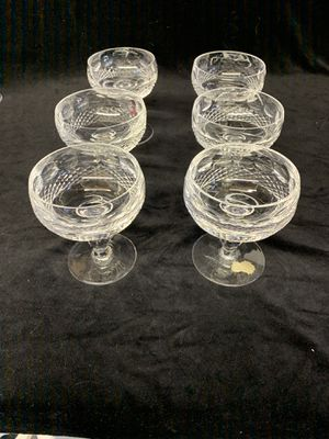 Waterford Crystal Colleen Champagne Saucer for Sale in San Clemente, CA