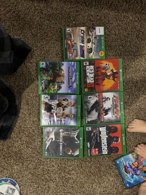 X box one games for trade for Sale in Vancouver, WA