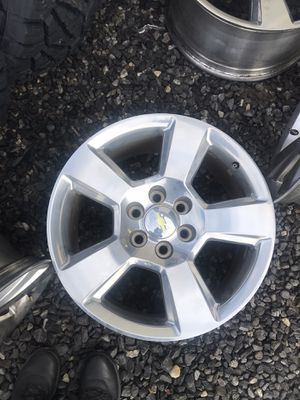 OME Chevy Silverado 20' Set Of Wheels for Sale in Kernersville, NC