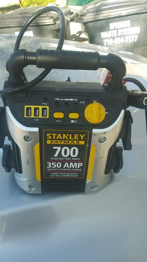 Stanley fatmax for Sale in Colorado Springs, CO