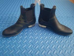 J Crew Chelsea rain boots size 9 new for Sale in Smyrna, GA