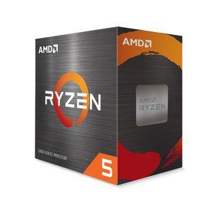 AMD Ryzen 5 5600X 6-core, 12-Thread Unlocked Desktop Processor with Wraith Stealth Cooler for Sale in Anaheim, CA