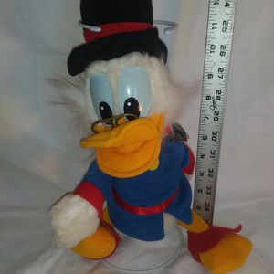 Disney's DuckTales Scrooge McDuck Applause Plush Doll for Sale in Dewey, AZ