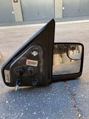 ford f150 mirrors power electric left and right oem factory parts espejos eléctricos para camioneta ford f150 de factoría originales partes for Sale in Santa Ana, CA