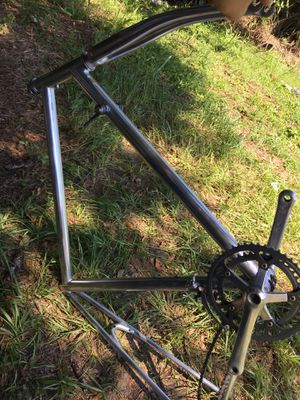 … Lots of good shimano parts, see pictures for description please… Frame is in really good condition… $50 for Sale in Aloma, FL