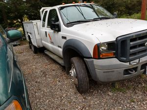 2006 Ford f450 4x4 9 ft service bed for Sale in Arlington, WA