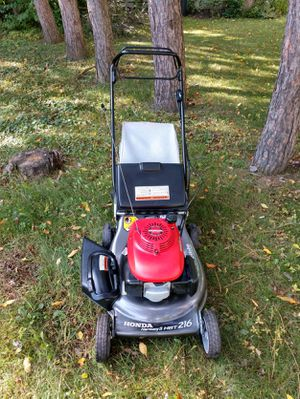 Honda mower for Sale in Eau Claire, WI