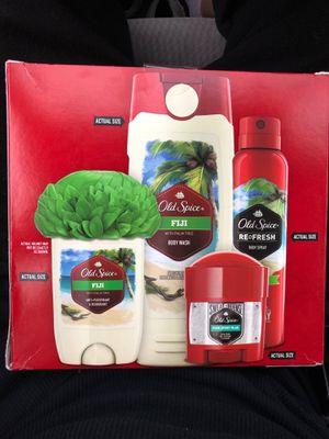 """Old Spice """"Fiji"""" Gift Set for Sale in Colorado Springs, CO"""