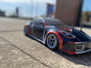 Exceed madspeed drift 1/10 RC with work vs kf for Sale in Aloha, OR