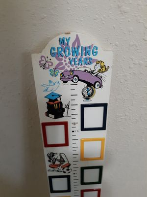 Grown chart picture frame for Sale in Ocean Shores, WA