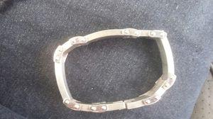 Stainless steel bracelet for Sale in Phoenix, AZ