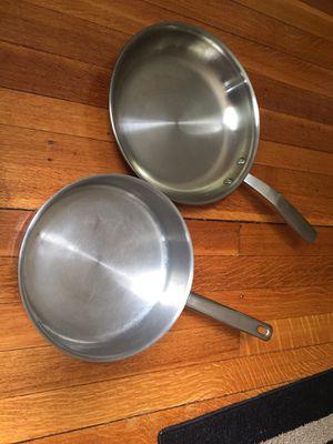 Heavy duty frying pan for Sale in Worcester, MA