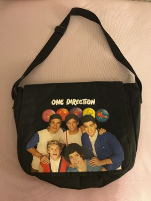 One Direction one shoulder school bag for Sale in Centreville, VA