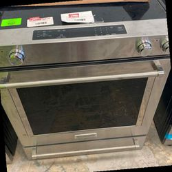 KitchenAid KSEG700ESS Electric Stove ☺️☺️☺️ ESVB for Sale in Dallas,  TX