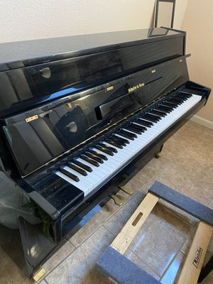 Schafer & Sons upright studio piano for Sale in Lathrop, CA