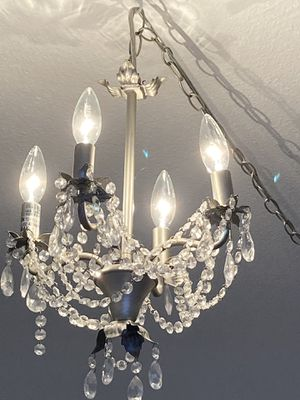 Silver chandelier for Sale in Chula Vista, CA