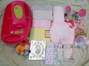 Baby girl items for Sale in Clair-Mel City, FL