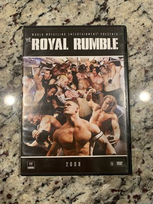 Royal Rumble 2008 for Sale in Humble, TX