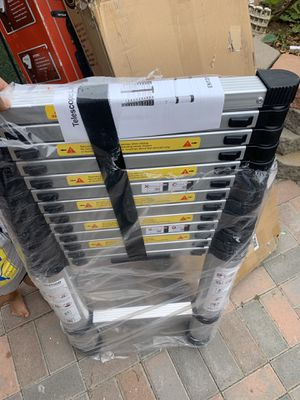 Telescoping ladder for Sale in San Diego, CA