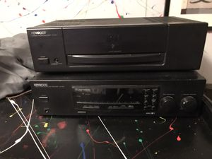 Kenwood stereo system for Sale in St. Louis, MO