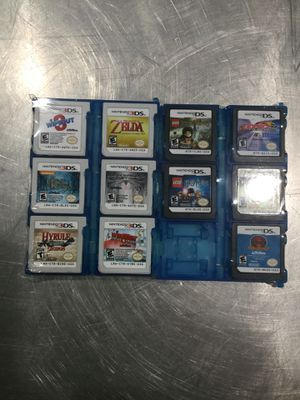 16 Nintendo ds games for Sale in Sacramento, CA