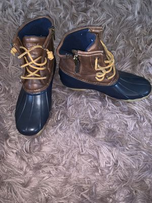 Sperry rain boots for Sale in Aurora, IL
